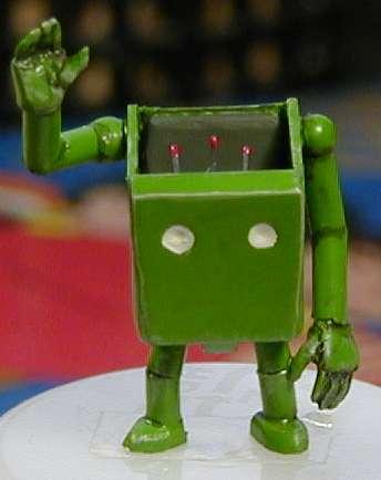 Robonoid- Brainmapping